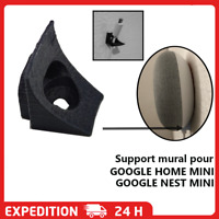 Support mural à visser invisible pour GOOGLE NEST MINI wall mount holder home