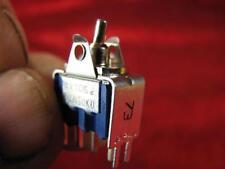 Momentary Mini Toggle Switch Limit Fujisoku 8V1062 6a 125v AC