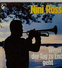 Nini Rosso Wenn der Tag zu Ende geht [LP]