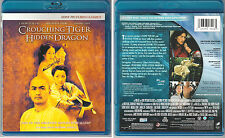 Crouching Tiger, Hidden Dragon (BluRay) - Yun-Fat Chow, Michelle Yeoh, Ang Lee