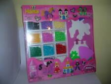 Hama Midi Bügelperlen Super Geschenkset Pink ca 6000 Perlen Art. 3061 Neu OVP
