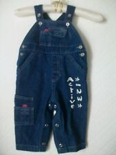 Vintage LADYBIRD Baby Dungarees/Trousers, Age 6-9 Months, NEW without Tags