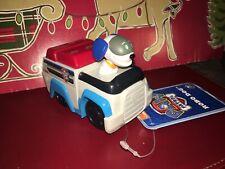 Paw Patrol Nickelodeon Mini RoboDog Rescue Racers Vehicle!