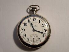 Size 18s Hamilton 940 Rail Road pocket watch. Made 1904. 21j. Model 1