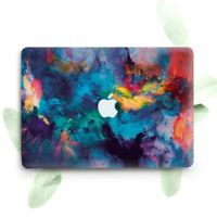 Paint Illusion Design Hard Plastic Case Cover Macbook Pro Retina Air 11 12 13 15