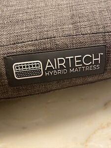 Airtech Hybrid Mattress Charcoal Medium