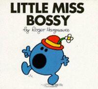 (Good)-Little Miss Bossy (Paperback)-Hargreaves, Roger-0749800518