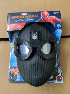 Spider-Man Marvel Far from Home Stealth Suit Mask - Hasbro Boy Kids Gift