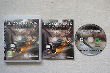 Il 2 Sturmovik Birds of Prey  PS3 Game - 1st Class FREE UK POSTAGE