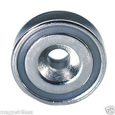 2 Strong 3/4 Inch Rare Earth Neodymium Cup Magnet for Industrial Applications
