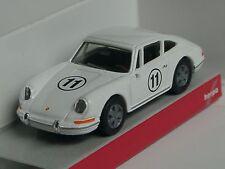 Herpa Porsche 911 S weiß, Start-Nr.11 - 273848