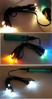 10 USB 2.0 Fairy Christmas Lights Car Van Office Computer Laptop XMAS Lights