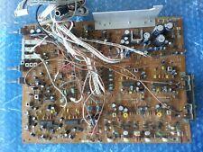 Akai GX-9 Cassette Deck Analog Board Assembly