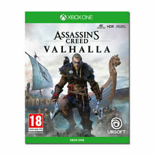 ASSASSIN'S CREED VALHALLA XBOX ONE NUOVO ITALIANO PREVENDITA 10 NOVEMBRE 2020