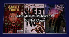 Sweet Tooth 1 2 3 1st Print Jeff Lemire Vertigo DC HOT Series 1 3