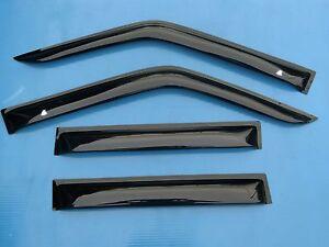 New Toyota Corolla KE70 Door Window Visor Guard KE72 KE75 GL DX WEATHERSHIELDS