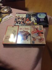 Lot of 6 VHS Classic Films Video Tapes - ET Casablanca The Big Chill And More..