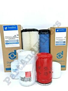 Kubota L4701HST Complete Service Filter Kit
