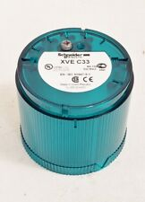 NEW Schneider Electric XVEC33 Harmony Green Illuminated Lens Unit