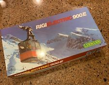 Lehmann Rigi Electric 900 e Cable Car set made in W. Germany