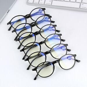 Ulltra-light TR90 Reading Glasses Men Women Reading Eyeglasses Anti-blue Rays