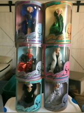 Lot of 6 Marilyn Monroe Collector's Series Dolls An American Beauty Classic Set