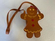 New Charming Charlie Gingerbread Christmas purse (UR-1236)