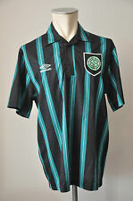 1992 / 1993 The Celtic Football Club Glasgow Trikot / Jersey Gr. L Away Shirt
