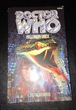 Dr Doctor Who Millennium Shock by Justin Richards (1999, PDA #22)