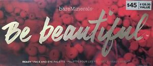 bareMinerals Be Beautiful Ready Face And Eye Palette Kit