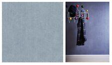 Arthouse Denim Blue Plain Compliments Feature Walls, Wallpaper 668600