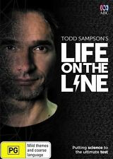 Todd Sampson's Life on the Line NEW R4 DVD