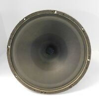 "Antique Crosley Radio 15"" Speaker"