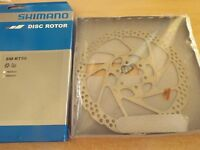 Shimano Alivio / Deore SM-RT56 - 6 Bolt Disc Brake Rotor - 160 mm  - 180mm