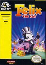 FELIX THE CAT NES NINTENDO GAME