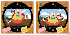 Animation Celebration Mr. Toad Animation Desk Spinner LE 1000 AP Passholder Pin