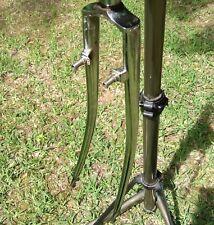 Vintage Cyclocross Fork, Reynolds 531, Campagnolo Drops, Zeus Crown, Cantilever
