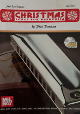 Christmas Songs for Harmonica - Mel Bay Publications (Shop display)