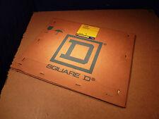 Nib Square D Fawbp4 Mounting Pan Factory Sealed [Q-9]