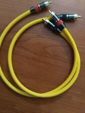 VAN DEN HUL D102 MKIII 2X50 CM HI-END RCA INTERCONNECT 2 X 0,50 METER