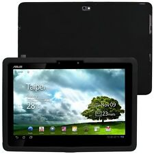 Black Silicone Covers Skins Case For Asus Eee Pad Transformer TF201 10.1 Tablets