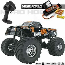 HPI 106173 1/12 Wheely King 4x4 Monster Truck RTR w/ Radio / Battery / Charger