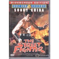 DVD STREET FIGHTER, THE SONNY CHIBA WIDESCREEN 1974 MARTIAL ARTS REGION FREE [G]