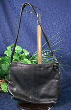 Nice Small Soft Black Leather BANANA REPUBLIC Hobo
