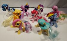 Lot Of My little Pony Friendship Is Magic Mcdonald's Pony Toys