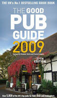 The Good Pub Guide 2009, Alisdair Aird, Fiona Stapley | Paperback Book | Good |