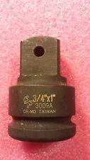 "Grey Pneumatic Corporation GP3009A 3/4"" Female X 1"" Male Adapter"
