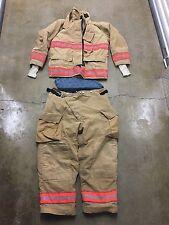 Globe Firefighter Bunker Gear Set Turnout Gear Jacket&pants many sizesNO CUT OUT