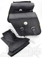 Compact Slant Saddlebag Willie & Max  SB707