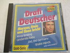 Drafi Deutscher: Star Festival Marmor, Stein und Eisen bricht Ariola Express CD